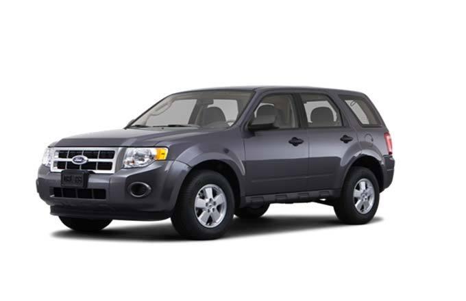 St. Croix Small SUV for Rent – Ford Escape