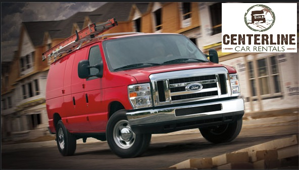 Ford E150 Cargo Van for Rent