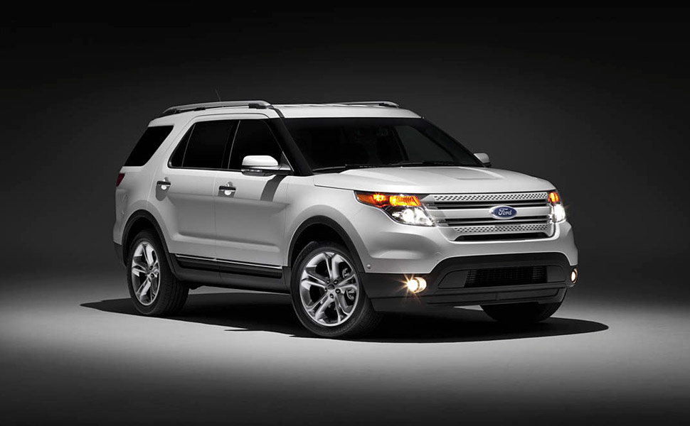 St. Croix SUV for Rent – Ford Explorer