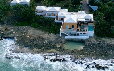 St. Croix Vacation Rental Villa: Sea View Play