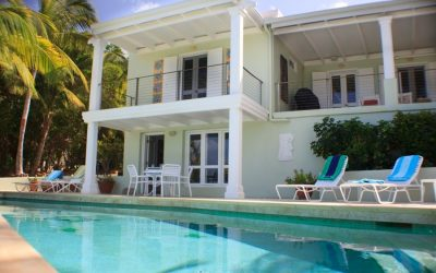St. Croix Vacation Rental Villa: Whispering Winds