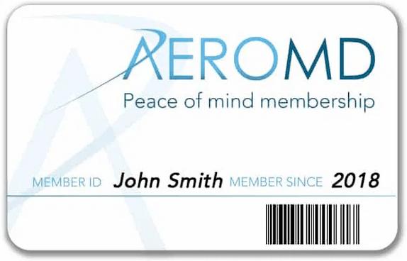 AeroMD WIN Discount Program